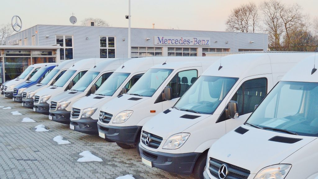Van finance and van leasing can help you get the van you need